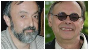 John Belcarz (left) and Dan Zeidler.